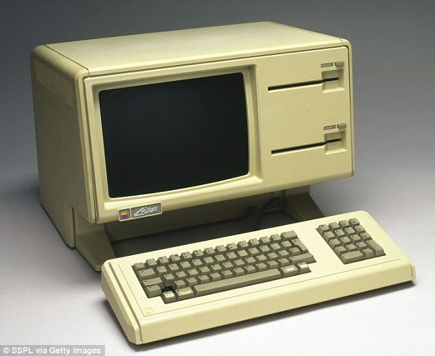 Apple lisa, steve jobs